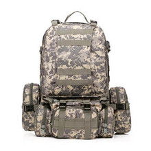 Capacity  Military Trekking Backpack  Traveling Rucksack Bags
