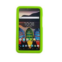 MingShore Rugged Silicone Tablet Cover For Lenovo Tab 3 7 Plus 7 0 Custmom Durable Protective