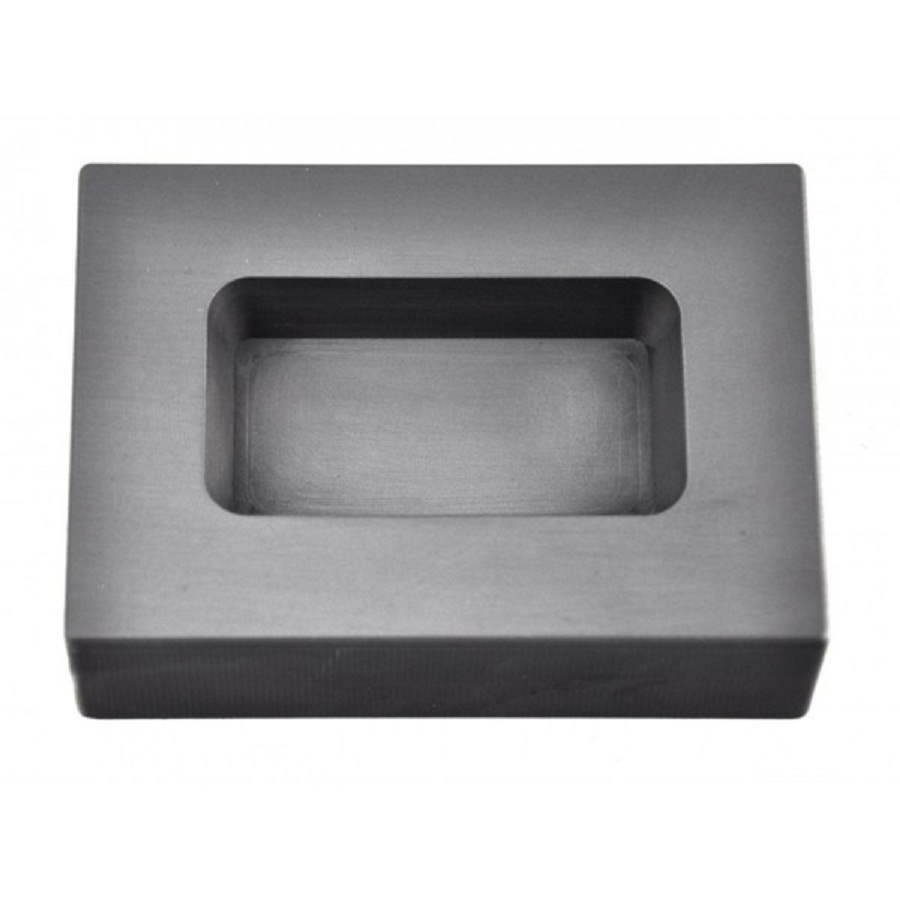Graphite Ingot Mold for 0.5Lb Copper casting /graphite crucible fine furnished graphite pot,FREE SHIPPING бур graphite 57h534