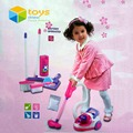 Pretend Play Simulation Appliances Children Toy Vacuum Cleaner Set Furniture Playset Educational Toys for Girls Kids Best Gifts