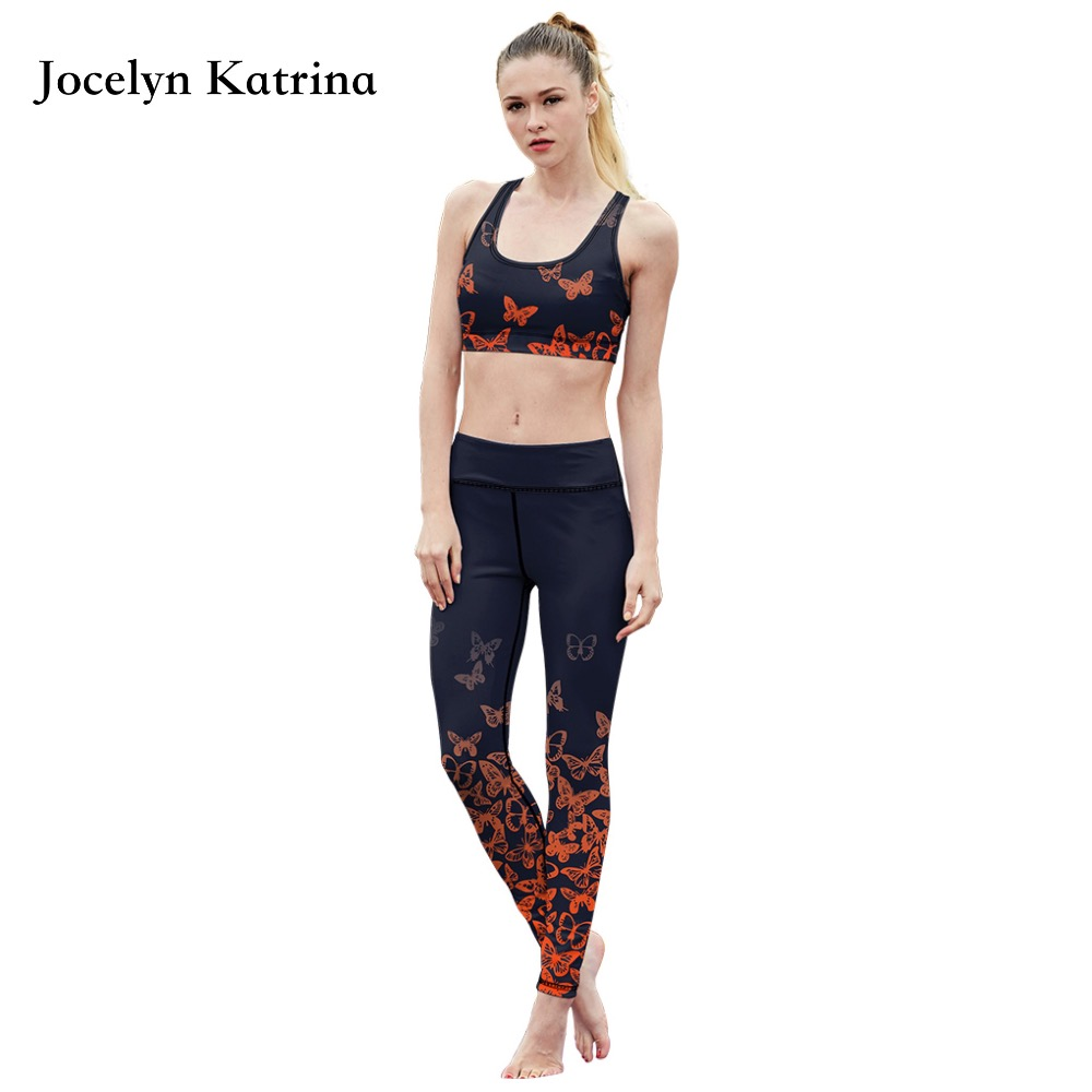 Woman 2 Piece Set yoga set women sports bra Sexy push up Gym Breathable Fitness Cloth Workout sport costumes for women capris sexy sports bra and leggings