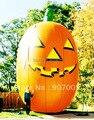 DP05 9 м/30ft Надувные Высотой Хэллоуин Гигантские Тыквы Рекламы Украшений 1 Компл./CE/UL Вентилятор Включен/DHL Бесплатная Доставка