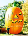 DP05 BENAO 9m/30ft Inflatable Tall Halloween Giant Pumpkin Advertising Decorations 1 Set / CE/UL Blower