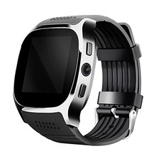 NEW T8 Bluetooth font b Smart b font font b Watch b font Support SIM TF