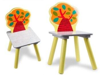 Children chair kindergarten Animal solid wood chair Children Furniture 25*26*31cm whole sale hot new quality 2017