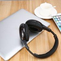 10PCS 5 in 1 HiFi Headset FM Radio Monitor MP3 PC TV Audio Mobile Phones