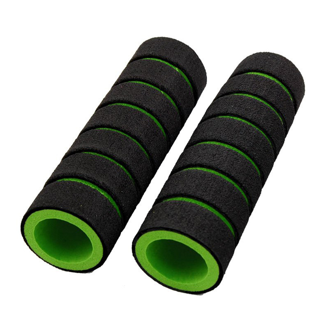 Good Deal Nonslip Soft Foam Bike Bicycle Handle Bar Grips Cover 4 Pcs