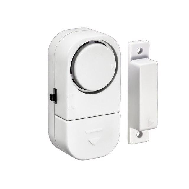 Home Veiligheid Alarm Systeem Standalone Magnetische Sensoren Onafhankelijke Wireless Home Deur Window Entry Inbraakalarm Security Alarm