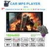 7 2 Din HD Bluetooth K9B Car MP5 Player Stereo Audio RDS AM FM Radio Tuner