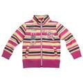 Nova детской одежды марка Мода причинно С Длинным Рукавом девушка зима полосатый пальто хорошее качество Детской одежды новорожденных девочек зимние пальто