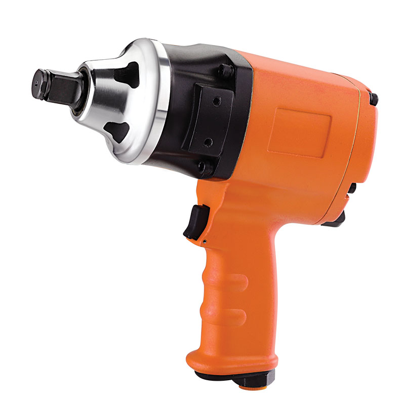 SAT0162 Professional Pneumatic Wrench Air Impact Wrench 3/4 Air Wrench Car Bicycle Repair Tools