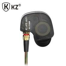 Discount! 2015 New Arrival Original KZ ATE 3.5mm in ear Earphones HIFI Metal Stereo Earphones Super Bass noise isolating
