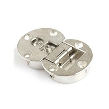 2Pieces/lot Circular hinges Cupboard door hinge alloy KF430