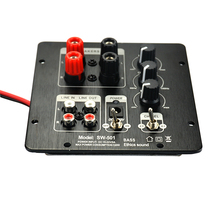 2.1 Digital Subwoofer SMD Integrated Amplifier Board Independent 2.0 Channel Output Regionalization Functional Amplifier Board