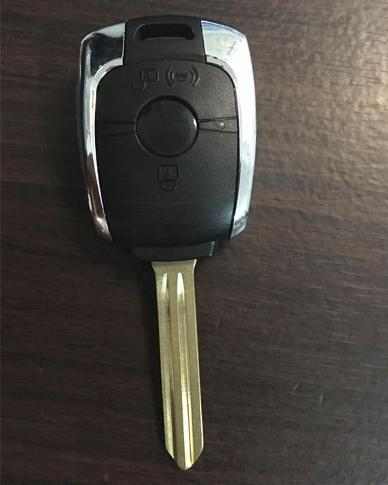 AUTEWODE New Car Key Shell For SSANGYONG Kyron Actyon Rexton Korando Remote Key Case Fob 2 Buttons Uncut BladeAUTEWODE New Car Key Shell For SSANGYONG Kyron Actyon Rexton Korando Remote Key Case Fob 2 Buttons Uncut Blade