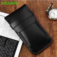 SZLHRSD Doogee S80 S70 S60 S50 S30 S60 Lite S55 Case protective Phone cover Genuine Leather phone bag All inclusive anti fall