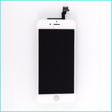 "DHL Shipping 5PCS/LOT A+++ Quality None Spot LCD Touch Panel Screen Display Digitizer Assembly For iPhone 6 4.7""  White Black"
