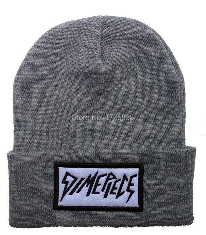 e924a5cedbf most popular DIMEPIECE wool knitted skullies Beanies Hats hiphop skateboard  sports gorro caps men women winter casual cap hat-in Skullies   Beanies  from ...