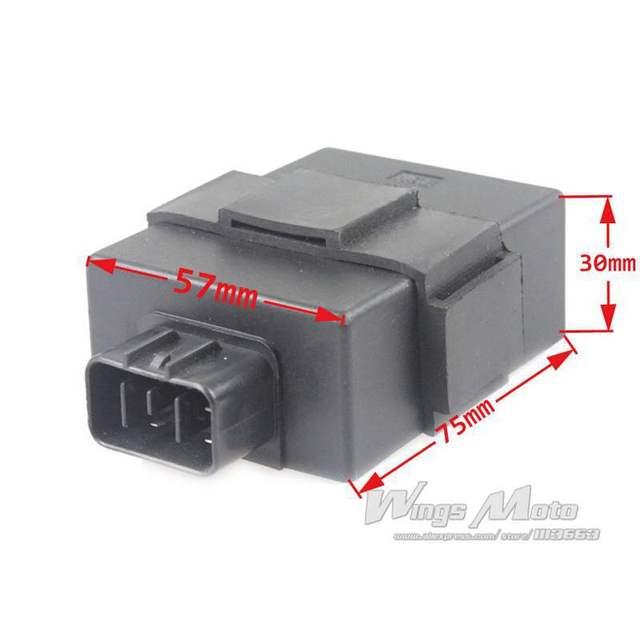 AC CDI BOX for Zongshen ZS 200GY