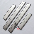 Stainless steel welcome pedal car special door sill cover car Accessories for Golf 7