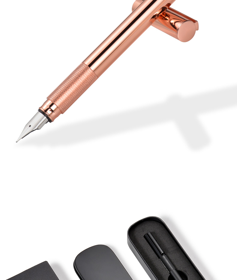 luxo de alta qualidade elegante para a escrita