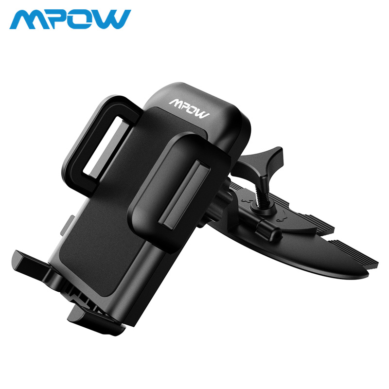 universal car holder with mpow telescope