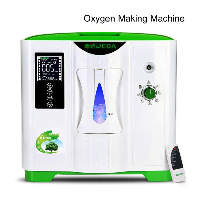 portable oxygen concentrator generator machine medical oxygen making machine rich oxygen Convenient earphone breathing apparatus oxygen rhma 03 page 2