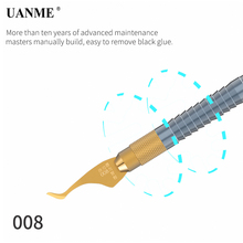 цена на UANME Repaired knife CPU A7 A8 A9 A10 motherboard Burin To Remove Phone Processors knifes For iPhone IC Chip Repair Thin Blade