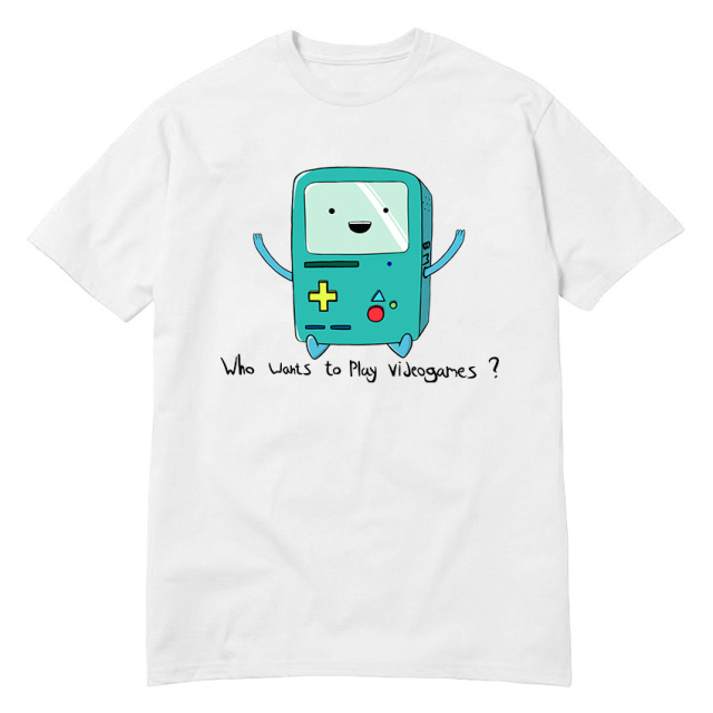 Who Wants To Play Video Games T-Shirt (11 Styles)