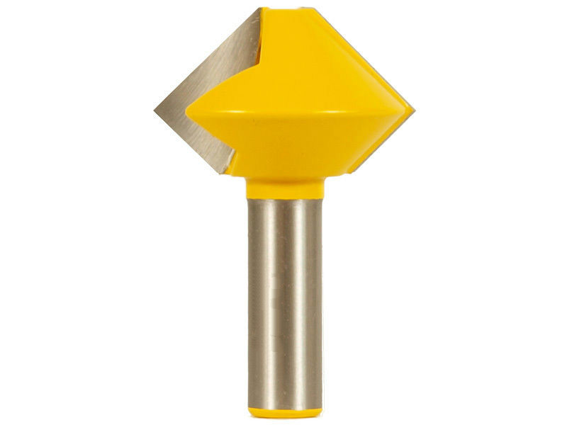 Top quality wood router 8 Sided Bird's Mouth Glue Joint Router Bit 1/2 Shank wood milling cutter/carbide end mill/milling tool high quality wood milling cutter biscuit jointing router bit carbide tipped 1 2 shank woodworking router bits carbide end mill