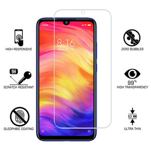 """Image 3 - Full Glue For Xiaomi Redmi Note 7 6 pro 5 pro Tempered Glass Protective Film Explosion proof Screen Protector Redmi Note 7 6.3"""""""