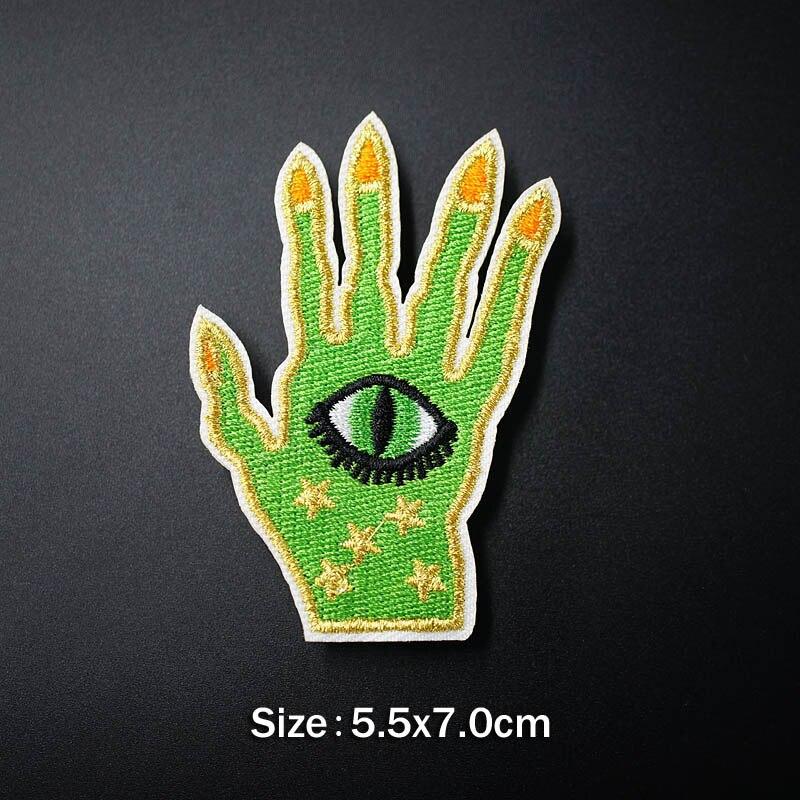 Банан молния кактус DIY тканевые значки для украшения утюга на патч одежда швейное украшение аппликация Пришивные нашивки - Цвет: 12