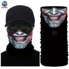 UPF 30+ анти-УФ качество последняя мода Половина лица велосипедный шарф трубка маска для лица головной убор открытый многофункциональный банданы
