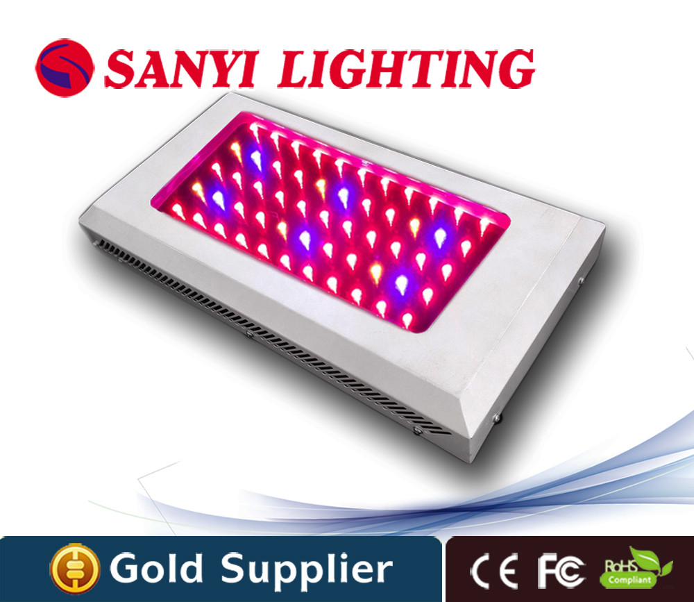 Greenhouse plant growth light AC85-265V 165W red bule led grow lights for indoor plants