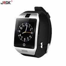JRGK 8GB Reminiscence SIM Card & Bluetooth Sensible Wristband Clock Well being Health Sensible Watch Cellphone for Android iOS Smartwatch