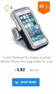 Mobile Phone Accessories Dream Fish 6 Inch Armband For Iphone Max Smart Case Phone Holder Running Cell Phones Sport Mens Hand Bags Sling For Samsung