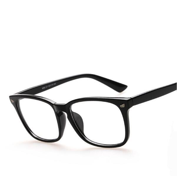 2016 Nuovo Occhiali Da Vista Uomo Donna Suqare Occhiali Del Progettista Di Marca Telaio Ottico Del Computer Occhio Occhiali Cornice Oculos De Grau