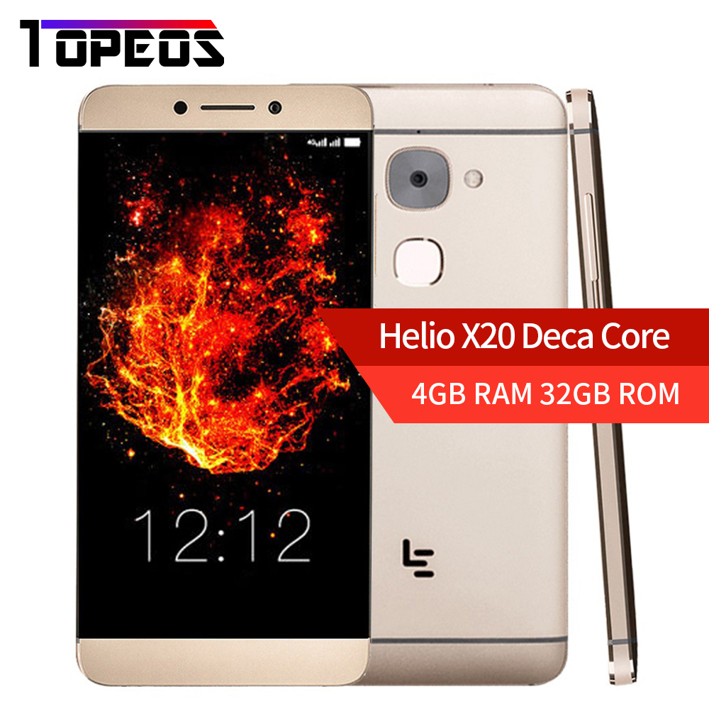 LeEco Letv Le S3 X626 5 5 inch in cell Letv S3 Helio X20 Deca Core