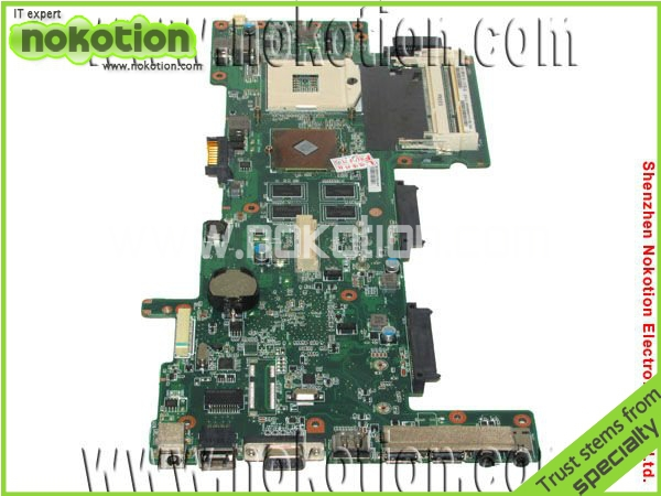ФОТО 60-N0AMB1000-A14 laptop motherboard for ASUS K72JR K72JK DDR3 Full Tested ATI Mobility Radeon HD5470 Mainboard