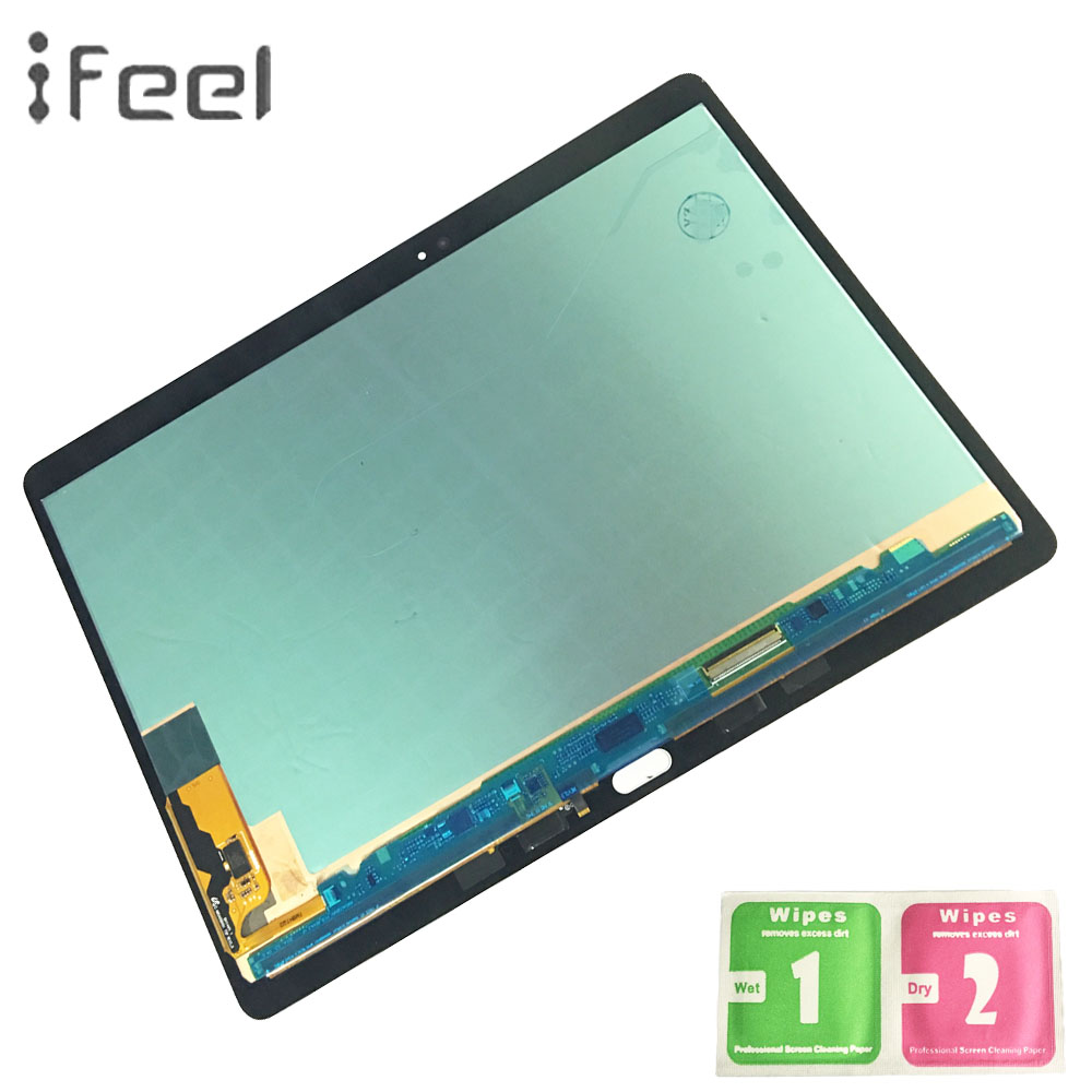 IFEEL For Samsung GALAXY Tab S T800 T805 SM-T800 SM-T805 LCD Display Touch Screen Digitizer Sensors Assembly Replacement IFEEL For Samsung GALAXY Tab S T800 T805 SM-T800 SM-T805 LCD Display Touch Screen Digitizer Sensors Assembly Replacement