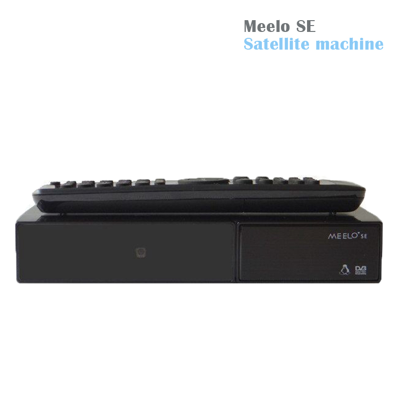 Original Meelo+ se same as VU SOLO 2 SE Software Twin tuner Satellite Receiver Linux 1300 MHz CPU Mini Vu solo2 SE free shipping aqua vu 760 cz