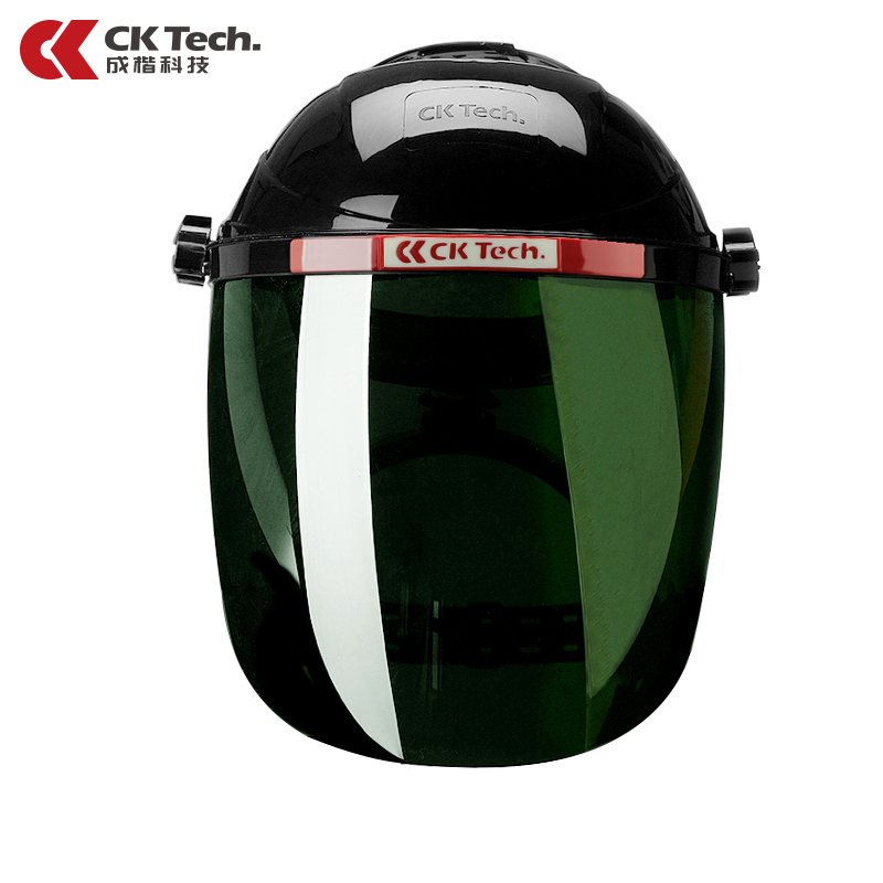 CK Tech Brand Cogas Protective Welder Argon Arc welding Mask Semi-open Radiation  Helmet Heat Resisting Welding Visor  3117G welder machine plasma cutter welder mask for welder machine