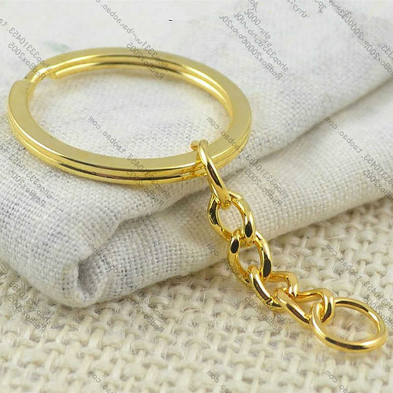 1Pcs Fashion Metal Key Chain Suitable for Women Keyring Keychain Accessories Wholesale