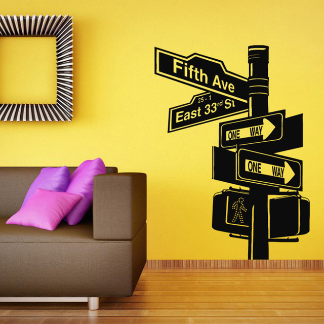 POOMOO Wall Decor Wall Vinyl Sticker Room Decals Mural Design New ...