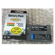 FNP-150 FNP 150 lithium battery FNP150 Digital camera battery For FUJIFILM