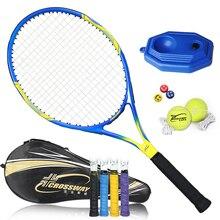 Tenis Masculino Tennis racket raquete de tennis Carbon Fiber Top Material tennis snören raquetas de tenis