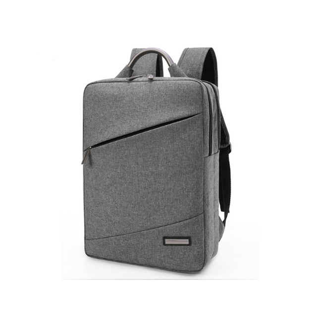Professional Korean Simple Women Men Business Laptop Backpack For 15 6inch Computer Backpacks Notebook Shoulder Bags