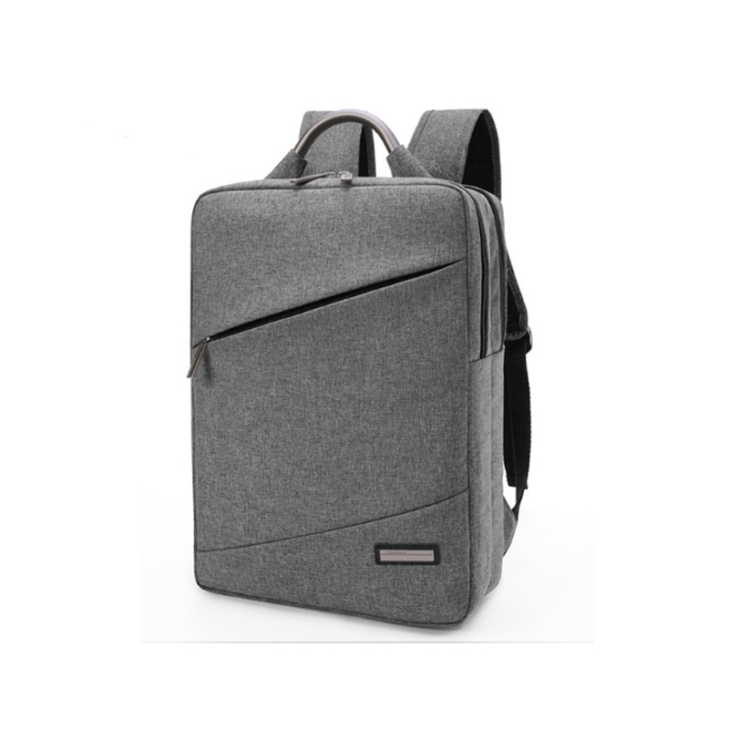 Professional Korean Simple Women Men Business Laptop Backpack For 15.6inch Computer Backpacks Notebook Shoulder Bags