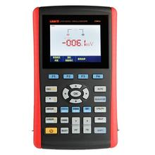 Portable UNI-T UTD1025CL/25MHz UTD1050CL/50MHz 1CH 3.5 Color LCD 200MS/s Digital Multimeter Handheld Oscilloscope Scope Meters 1pc dso1200 handheld portable usb oscilloscope scope dmm 200 mhz 500msa s 5 7 2ch