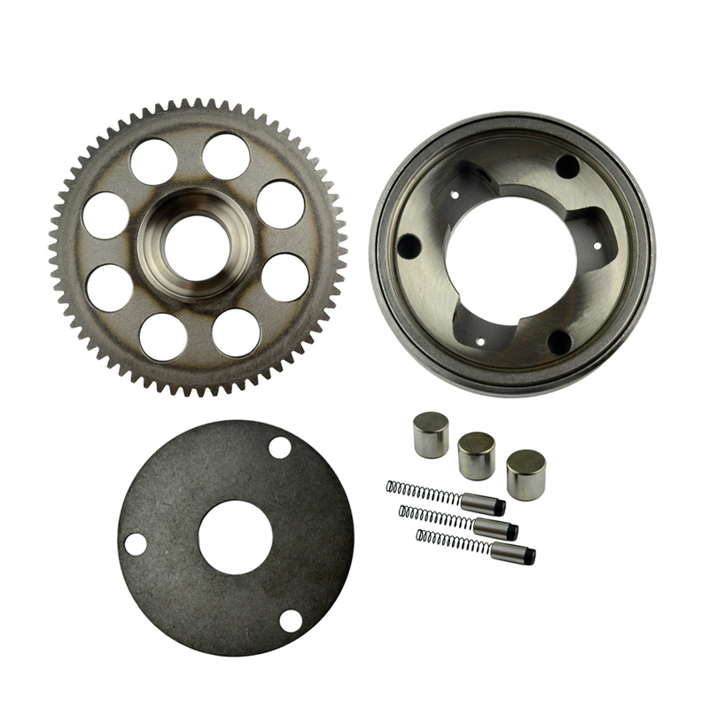 Motorcycle Parts One Way Starter Clutch For Suzuki GN250 GN 250 scooter 250 bike mz15 mz17 mz20 mz30 mz35 mz40 mz45 mz50 mz60 mz70 one way clutches sprag bearings overrunning clutch cam clutch reducers clutch